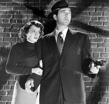 Resenha #72 - Afrontando a Morte (The Crooked Way, 1949)