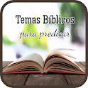 Temas Biblicos Predicar Enseñanzas de la Biblia icon