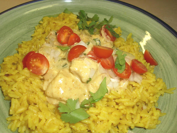 Slow-cooker Chicken Korma Recipe
