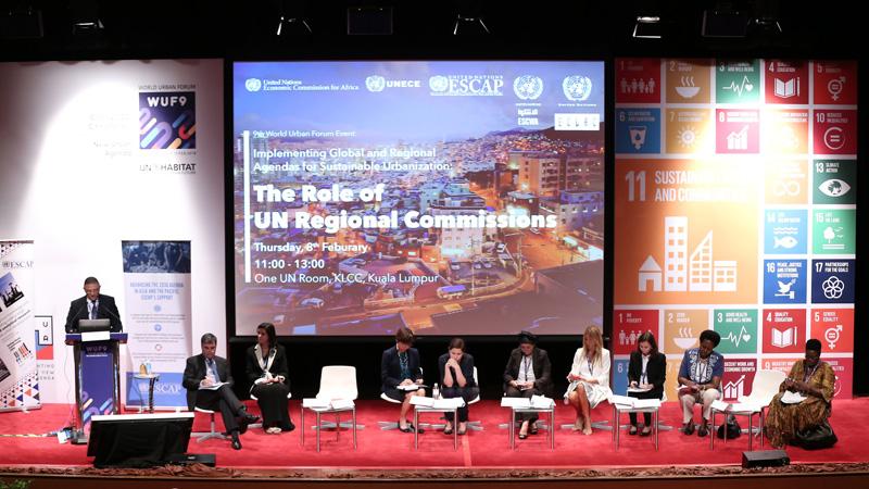 UN to development community: Think urban for the SDGs