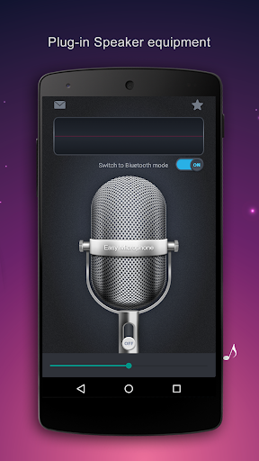 Easy Microphone  - Your Microphone and Megaphone 1.4.4 PC u7528 3