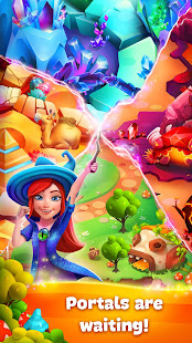 Charms of the Witch – Magic Match 3 Games 9