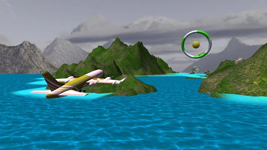 android Airplane Fly Simulator Flight Screenshot 5
