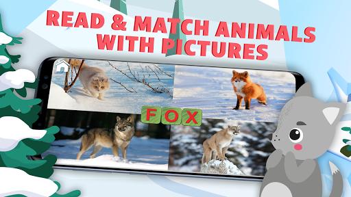 Learn to Read & Save Animals, English Phonics ABC 4.4 screenshots 2