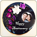 Name Photo On Anniversary Cake Icon