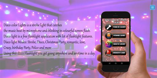 Disco Light 1.4 screenshots 3