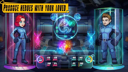Code Triche Star Battle Colonization- Star Wars, Strategy Game apk mod screenshots 6