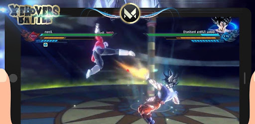 Saiyan Ultimate: Xenoverse Battle game (apk) free download for Android/PC/Windows screenshot