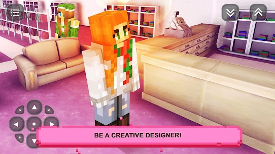 Girls Craft Story: Build & Craft Game For Girls 3