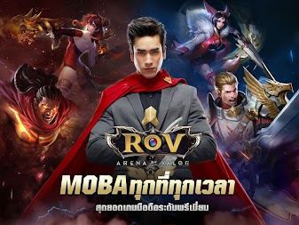 Garena RoV: Mobile MOBA APK screenshot thumbnail 6