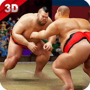 Game Sumo Stars Wrestling 2018: World Sumotori Fighting APK for Kindle