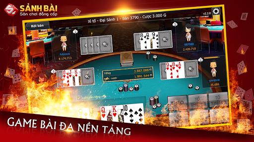 Su1ea2NH Bu00c0I - Game bai, danh bai 3.0.3 screenshots 11