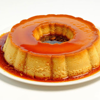 Mothers Day Mexican Flan Recipe