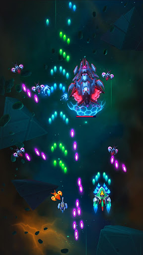Space Justice u2013 Galaxy Shoot 'em up Shooter 5.0.5547 screenshots 2