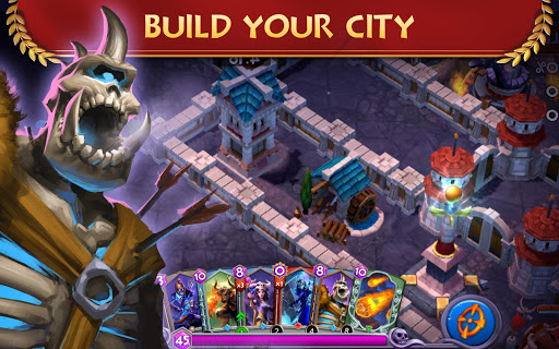 Anvil: War of Heroes  screenshots 1