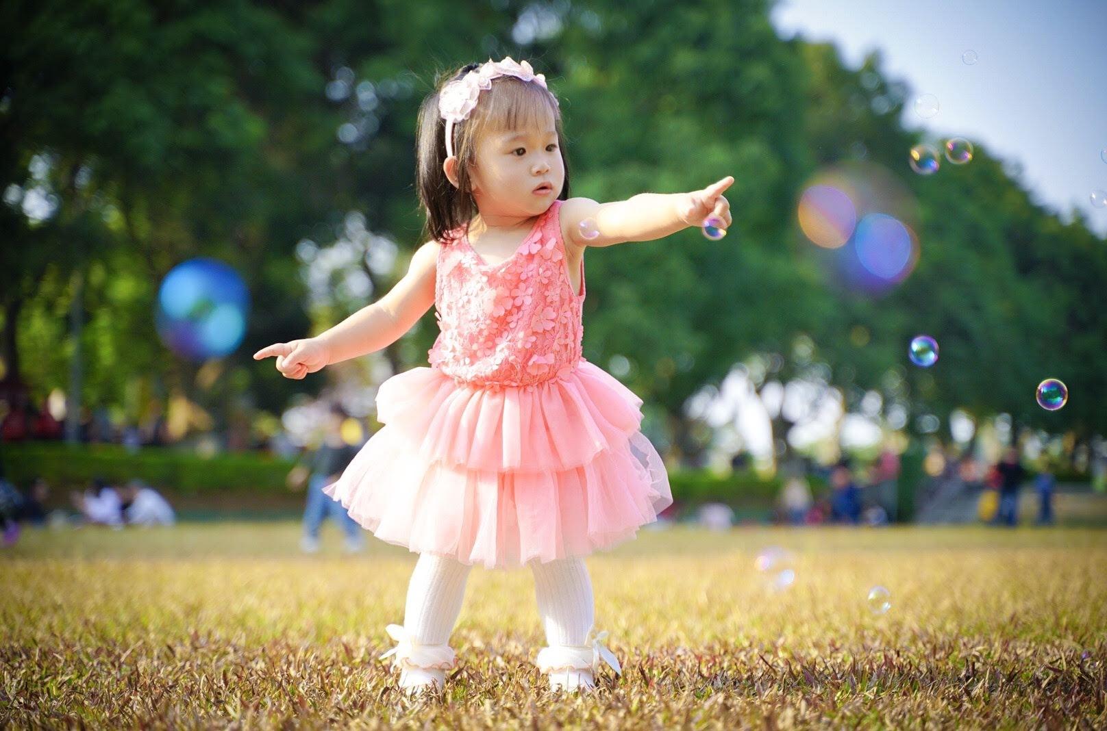 【育兒】Britt 嬰幼兒童裝、女童禮服、兒童髮箍 穿戴後讓Maruko立馬成為萬眾焦點