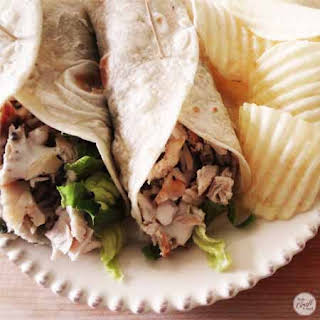Rice Tortillas Wraps Recipes.