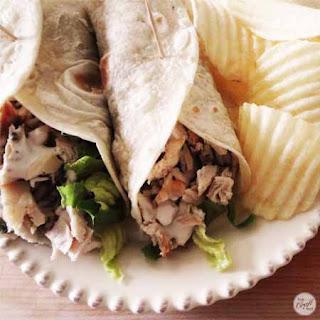 Rice Tortillas Wraps Recipes.