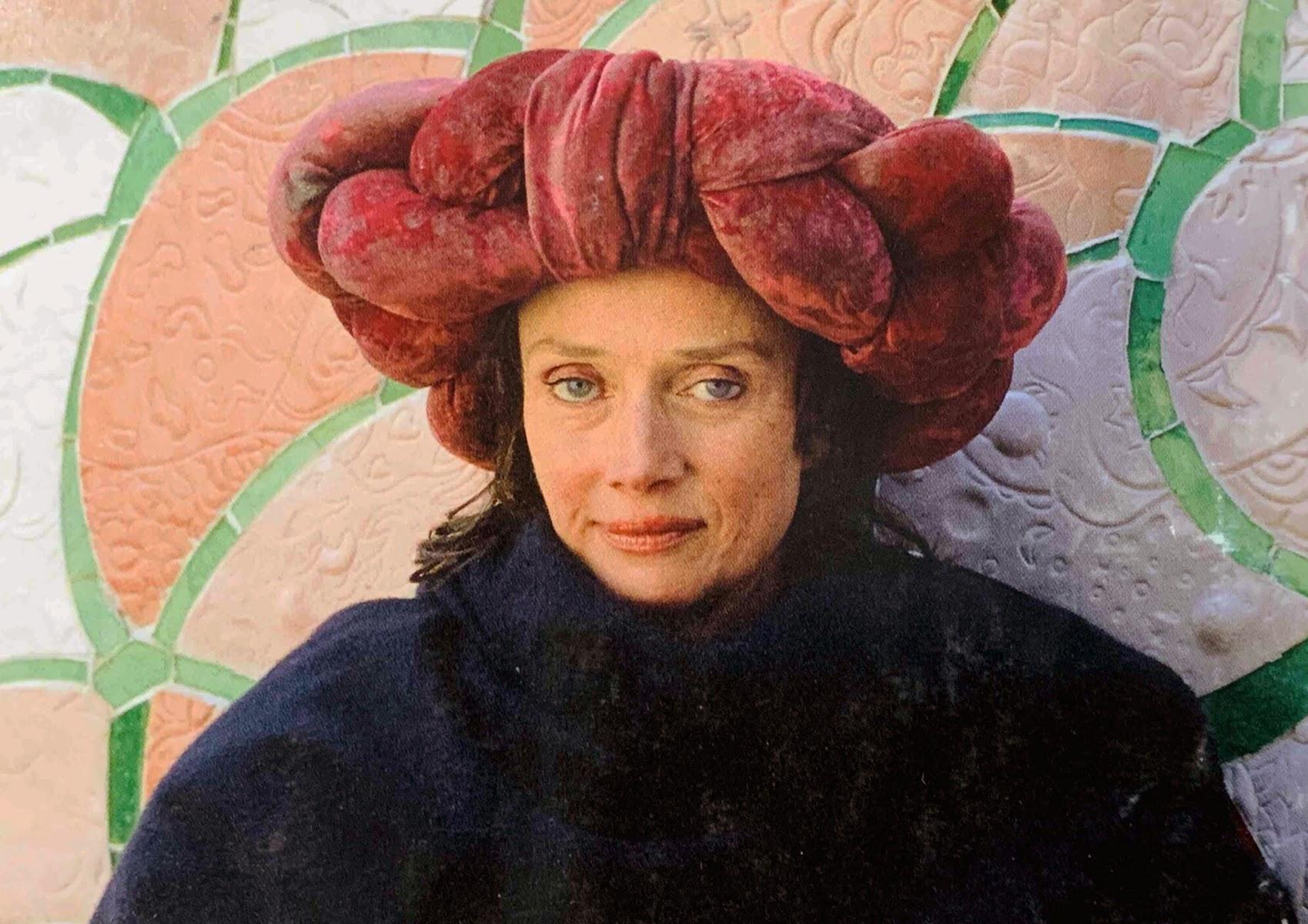 Niki de Saint Phalle, Giardino dei Tarocchi , Capalbio
