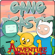 Gang Beasts Adventure Time