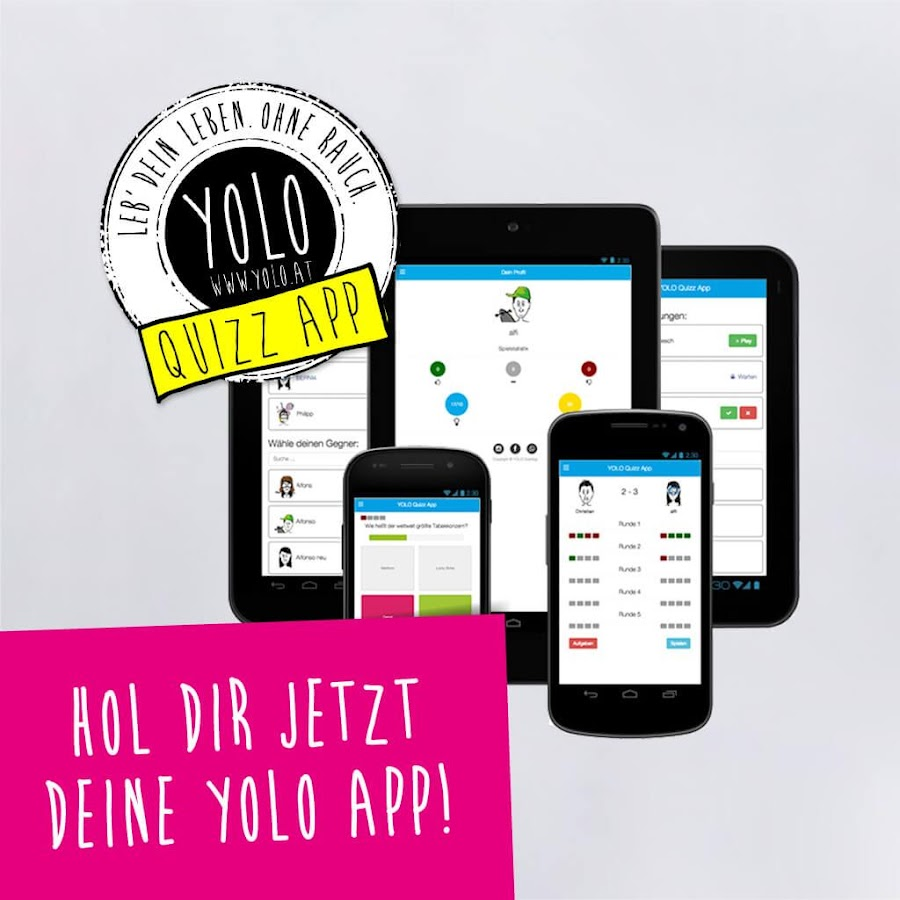 YOLO Quizz App- screenshot