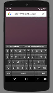 TRANSKEY - translator keyboard screenshot 4