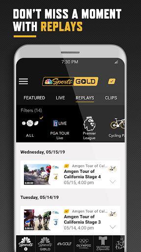 NBC Sports screenshot 2