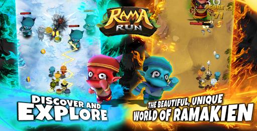 Rama Run game (apk) free download for Android/PC/Windows screenshot