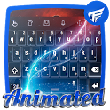 War galaxy Keyboard Animated icon