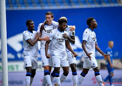 Club Brugge dient Racing Genk een eerste competitienederlaag toe