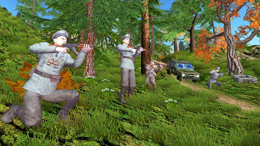 World War Firing Squad: Fire Free  FPS Shooting 19  screenshots 2