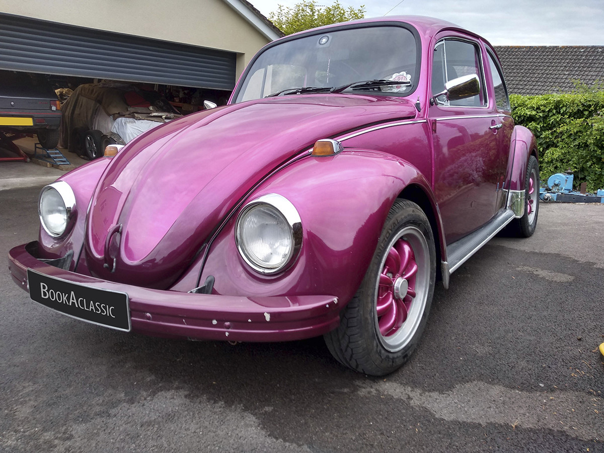 Volkswagen 1200a Hire Monmouth