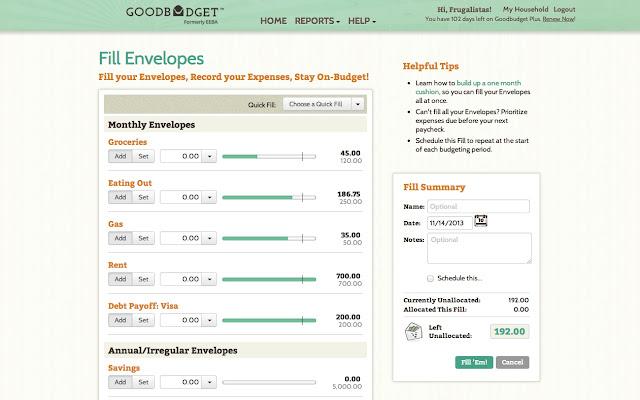 household budgeting programs