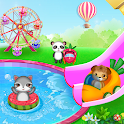 Theme Water Park: Summer Vacation Picnic icon