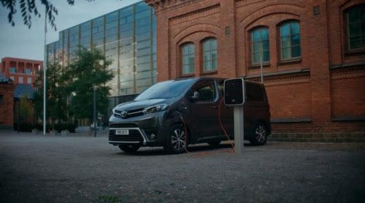Toyota Almería ya dispone de la Proace Electric Van
