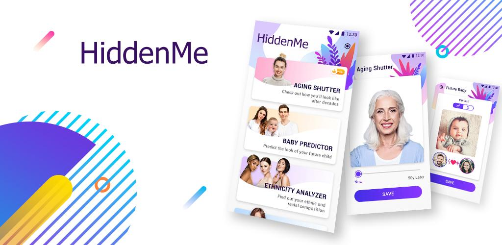 Download HiddenMe -Face Aging App, Baby Maker, Old Face APK
