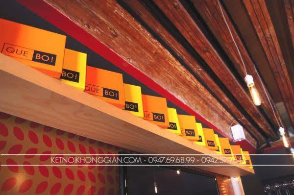 Thiết kế cửa hàng socola 5