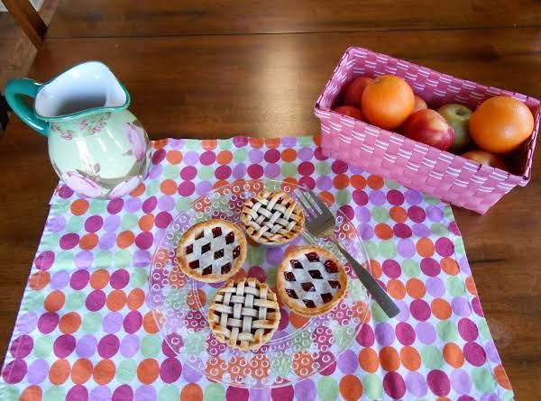 My Lil Mini Cherry Pies Recipe
