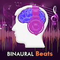 Binaural Beats Therapy | Brain Waves | Free Beats icon
