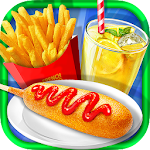 Street Food Maker - Kids Game