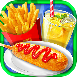 Street Food Maker – Kids Game for PC and MAC