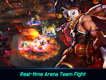 Iron League – Real-time Arena Teamfight 9