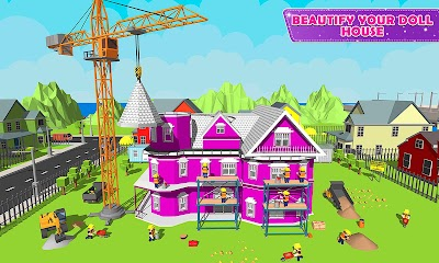 Doll House Design Decoration 2 Girls House Game Apk Download