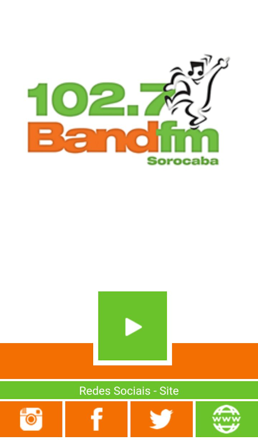 BAND Sorocaba- screenshot