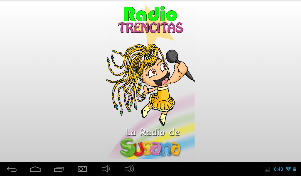 Radio Trencitas- screenshot