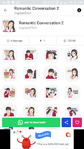 Couple Sticker App For WhatsApp-WAStickerApps 3