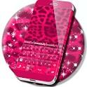 Pink Cheetah GO Keyboard icon