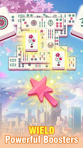 Mahjong Tours - screenshot