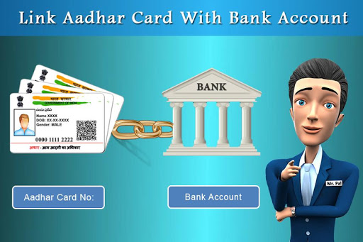 Link Aadhar Card With Bank Account for PC
