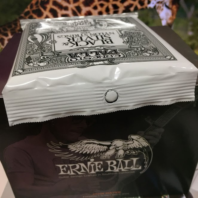 Dây Đàn Guitar Classic- Ernie Ball 2406